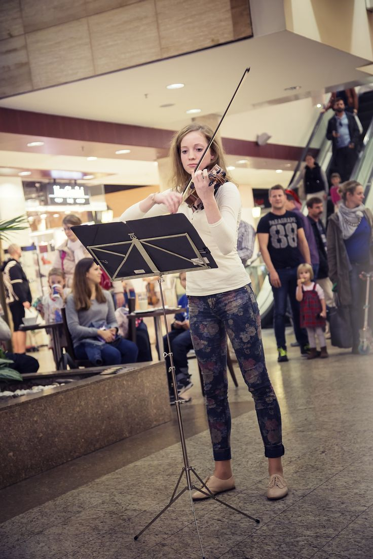 Flashmob a MOM Parkban