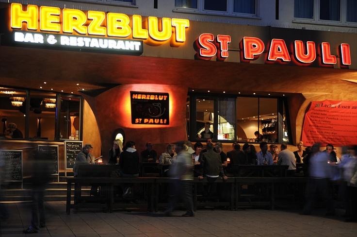 Herzblut St.Pauli - repinned by www.earthangel-family.de
