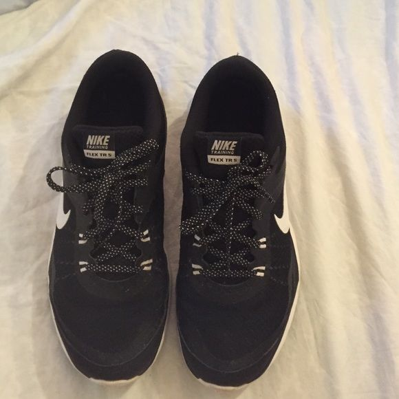 Nike training shoes Nike Training Flex TR 5 in size 8. Extremely comfortable and wonderful shoes. Nike Shoes Athletic Shoes