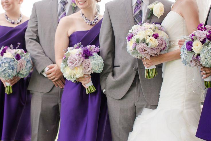 Colors - more purple than mint, but good combination!