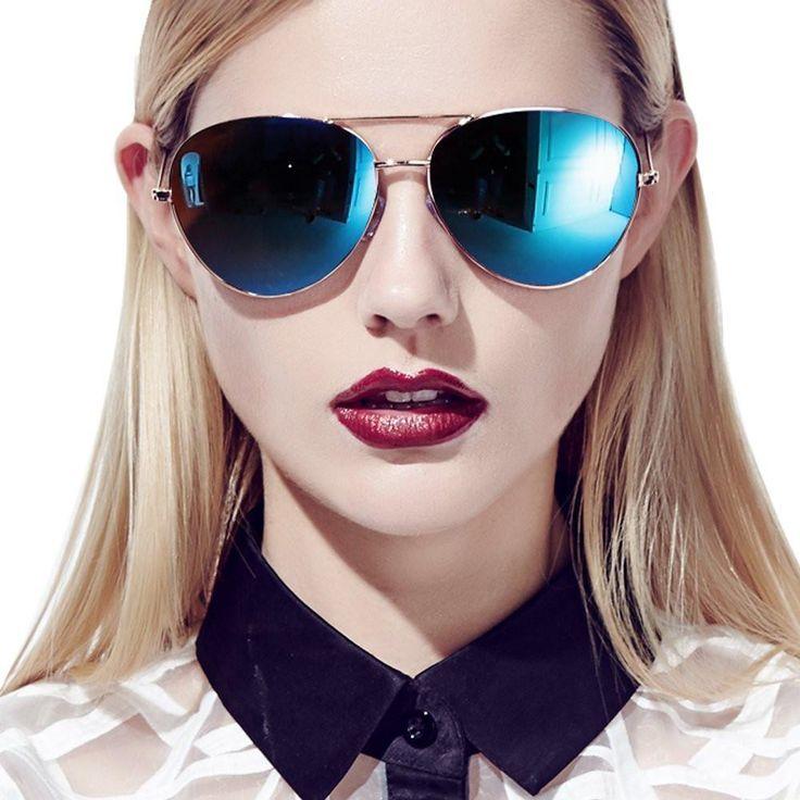 The Classic Aviators - FREE with promo code: FREECLASSICS. Just pay $5 shipping!   #freebies #freeglasses #summertime #aviators #sunglasses #summer #summerfashion #freestuff