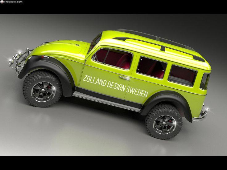 Fotos del Bo Zolland Volkswagen Beetle 4x4 - 3 / 6