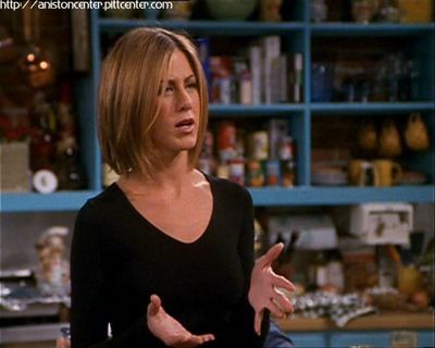 Television Friends Screencaps Season Seven Episode 8 - Image: 10 of 11 - Jennifer Aniston Picture Gallery