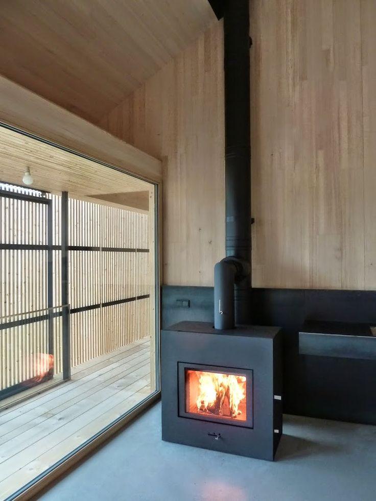Kaminofen x-basic von attika standort: semriach www.schoenbacher.com #fireplace #kamin