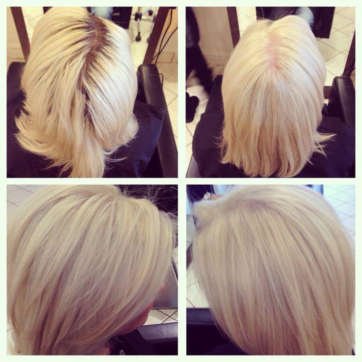 Single Process Blonde 4