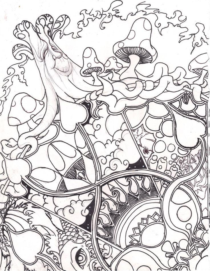 Home Grown Line Art By Froggychan Deviantart Com On