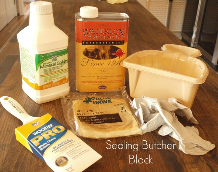 Creating custom butcher block countertops Butcher block