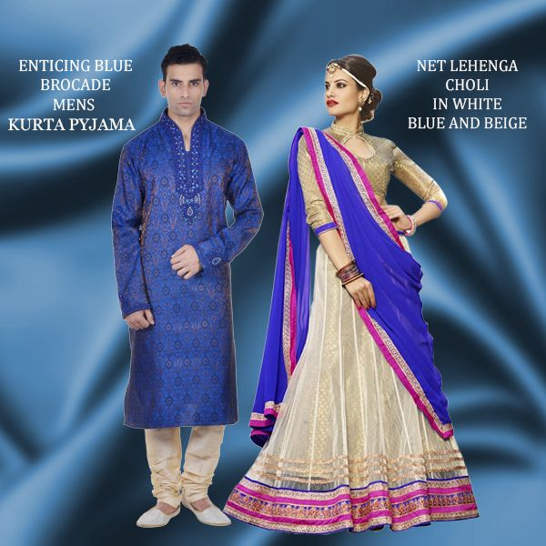 Witness and experience the dawn of exceptional fashion trends with Indian Wedding scenario