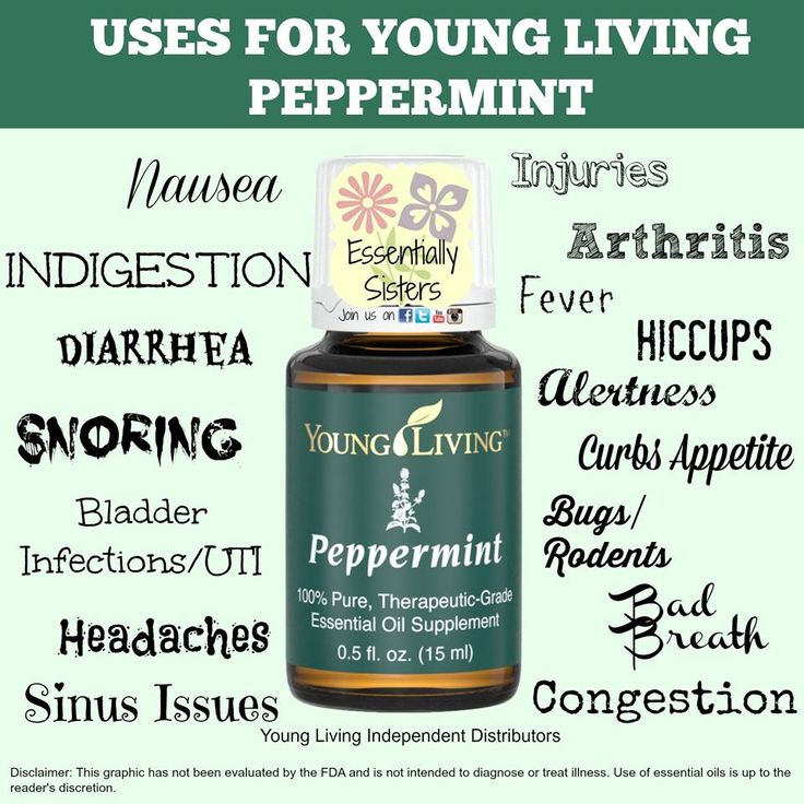 Young Living Essential Oils: Peppermint