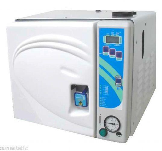 Pratika S20 SD Autoclave a vapore sterilizzazione disinfezione attrezzi estetica