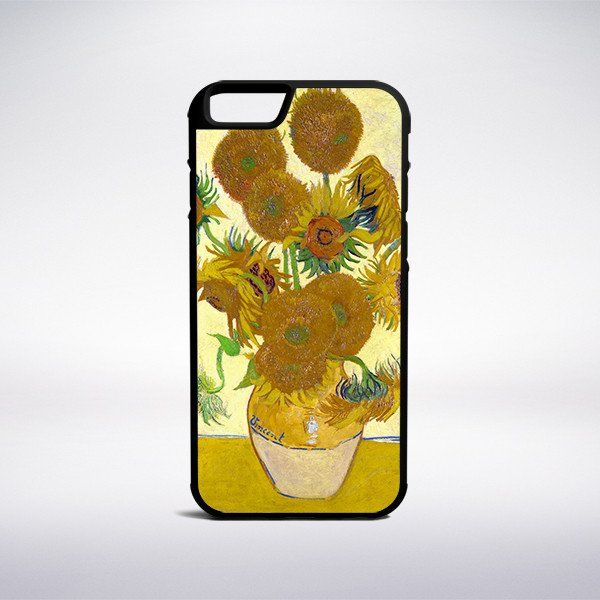 Vincent Van Gogh - Vase With Fifteen Sunflowers Phone Case – Muse Phone Cases