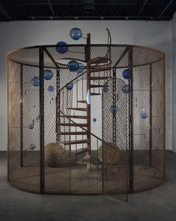Луиз Буржуа. Структуры бытия: клетки | Артгид