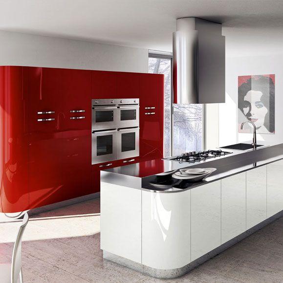 17 best Cucine Moderne - CRECCHI IDEECUCINA images on Pinterest ...