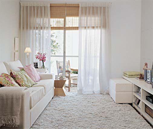 25 melhores ideias sobre cortinas transparentes no for Cortinas transparentes