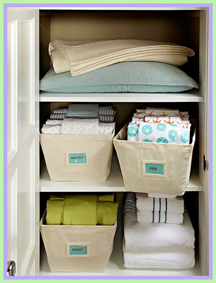 37 Reference Of Sheet Storage Ideas Storage Rack In 2020 Sheet Storage Linen Closet Organizing Linens