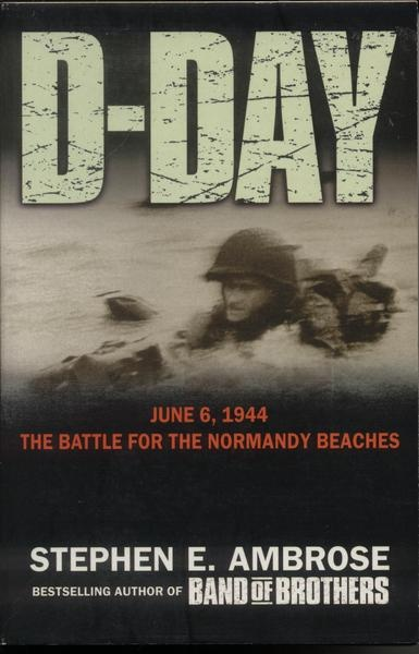stephen ambrose d day tour