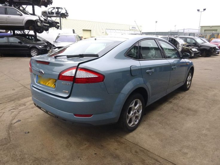 FORD MONDEO 2010 2.0 TDCI 2007-2012 5 DOOR HATCHBACK - BREAKING FOR SPARES & 20 best Ford Breakers images on Pinterest | Car parts Doors and ... markmcfarlin.com