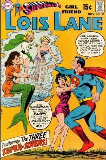 Resultado de imagen de superman 3 girlfriends