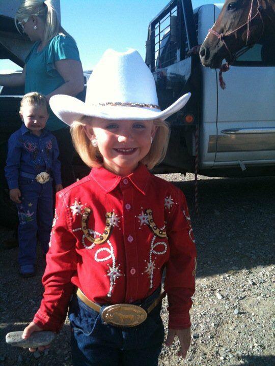 Kristi Q. Original.   Rodeo queen fashion   Pinterest ...