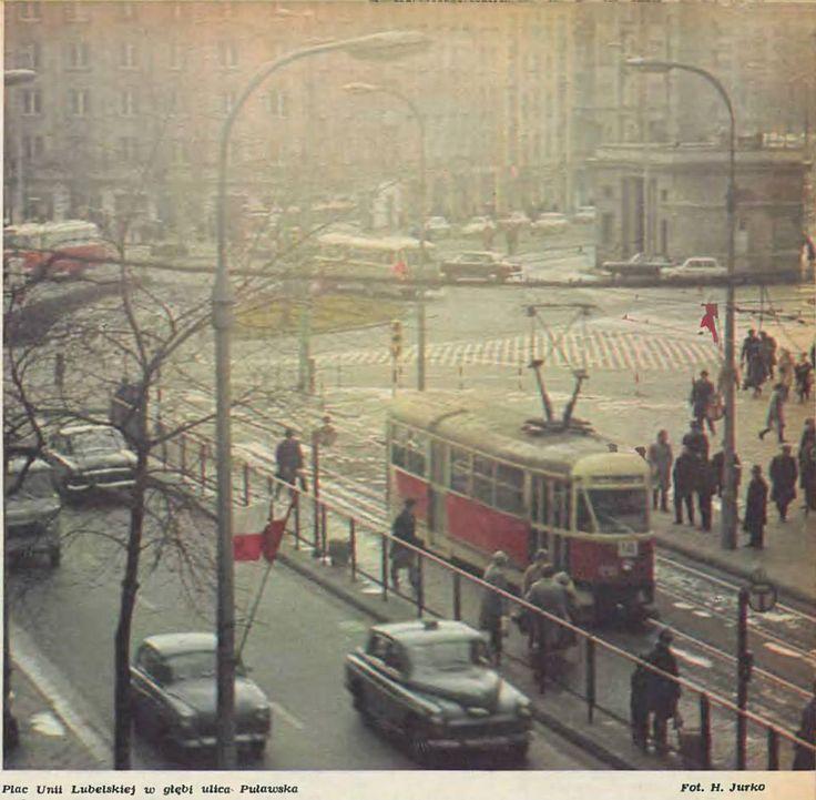 #PlacUniLubelskiej #Żelazna 1972
