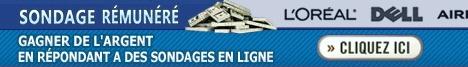 Gagner un salaire de 4000 Euros par mois en donnant votre avis  Pour plus d'information  Visitez notre site web:  http://www.club-sondages-remuneres.com/
