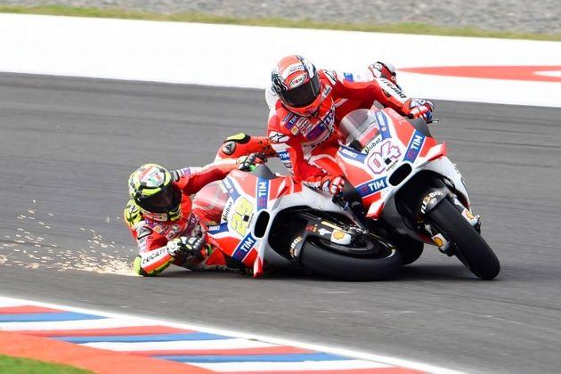 Berita MotoGP: 2017 Ducati Menjadi Tim dengan Pembalap Terbanyak di MotoGP