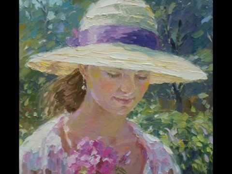 Obrazy szpachlą malowane - tchnienie duszy ciepłej ...