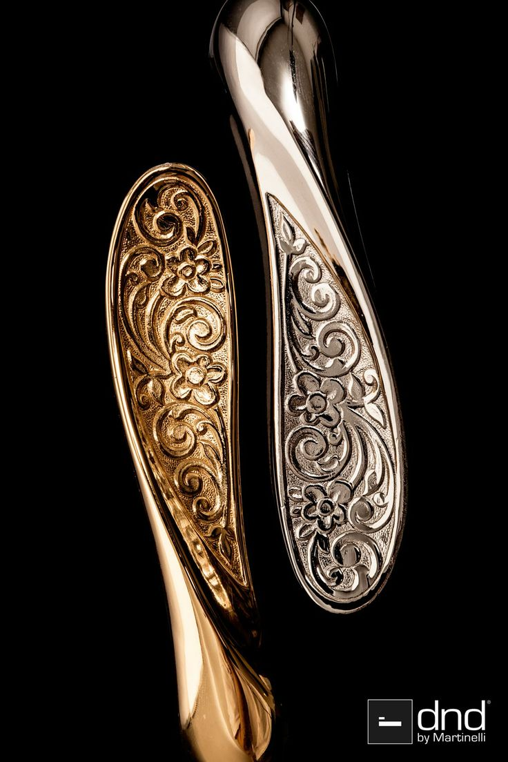 FIORE #detail #flowers #door #handles #handle #ricamo #dnd by Martinelli