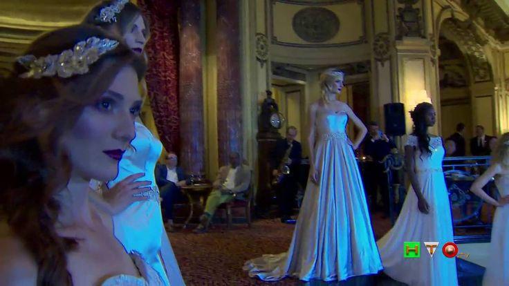 Al St. Regis Roma la nuova collezione Bridal firmata Atelier Curti - Abs...