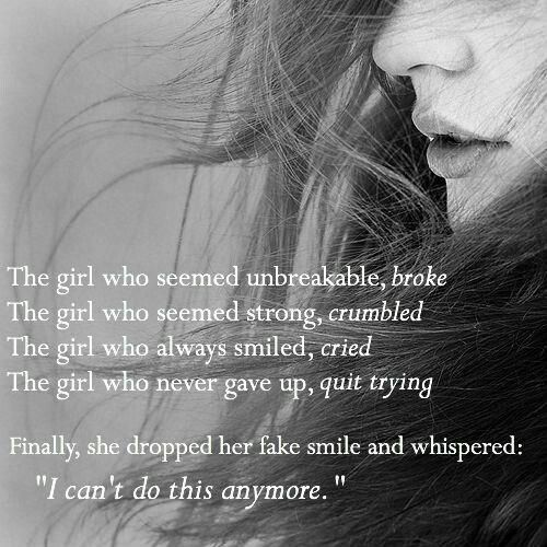 Quotes About Girls Feelings: Best 25+ Feeling Depressed Quotes Ideas On Pinterest