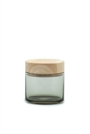Arlo Small Glass Canister | Tableware