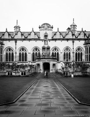 IsolandFotografia: Discovering Oxford in Black and White - Davide Man...