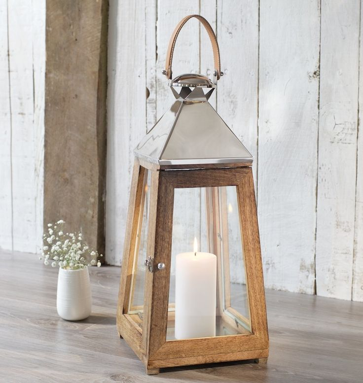 Are You Interested In Our Large Lantern Wood Candle? With Our Christmas  Lanterns Wedding Decorations You Need Look No Further.