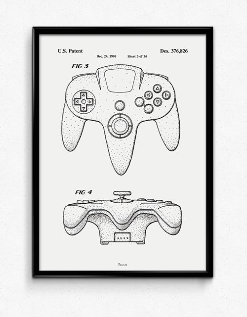 Nintendo - Available at www.bomedo.com