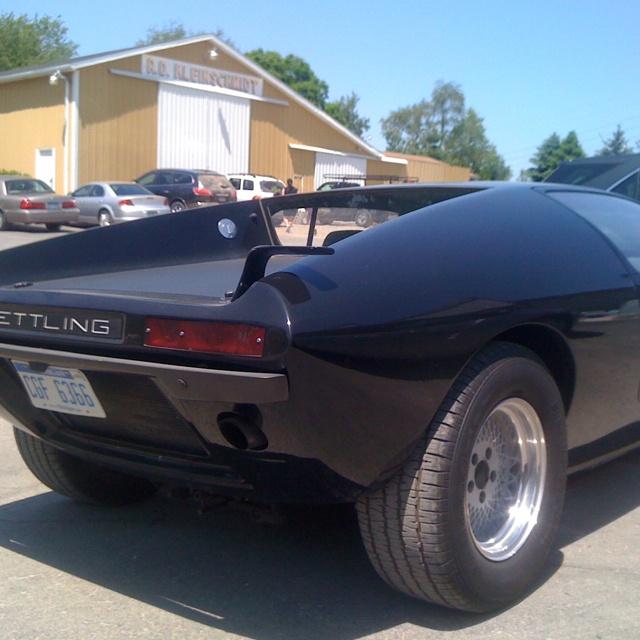 Identify This Kit Car