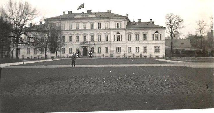 Plac Litewski 1939-1945