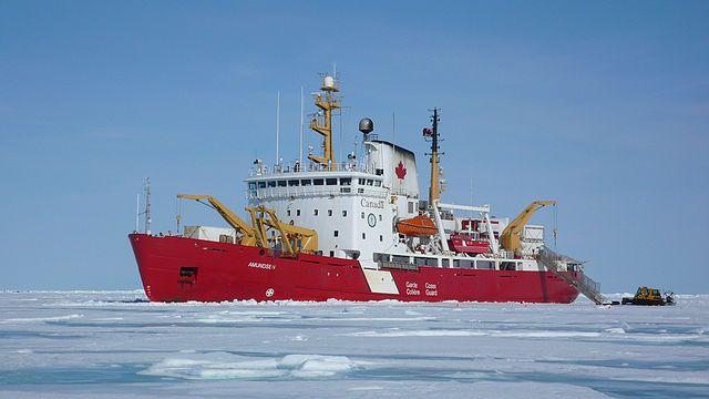 Auf Eis gelegt: Forschungsmission zur Klima-Erwärmung - Kopp Online