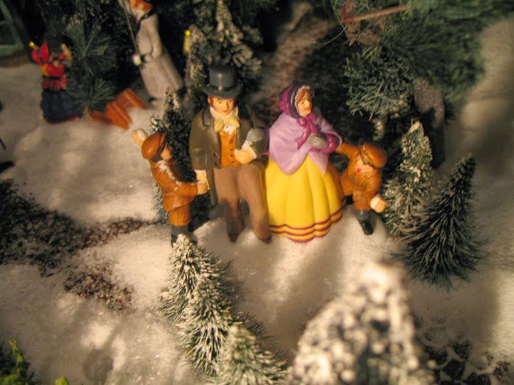 Village de Noël 2013, de Connie de Groot...