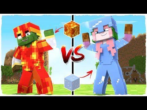 Armadura de LAVA vs armadura de HIELO - MINECRAFT - VER VÍDEO -> http://quehubocolombia.com/%f0%9f%91%89-armadura-de-lava-vs-armadura-de-hielo-minecraft    ¡Armadura de LAVA vs armadura de HIELO en Minecraft! TinenQa y yo competiremos en un extraño combate usando armaduras hechas con hielo y lava y muchas otras cosas muy locas.  Casa vs casa:  ►Canal de TinenQa: ======================================== Mis series: ►Dimensiones: ►Escuela de...
