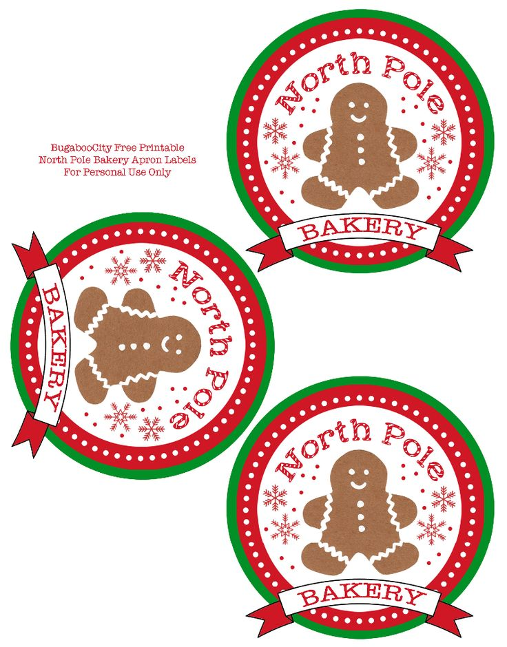 1034 best Gingerbread Man Printables images on Pinterest - gingerbread man template
