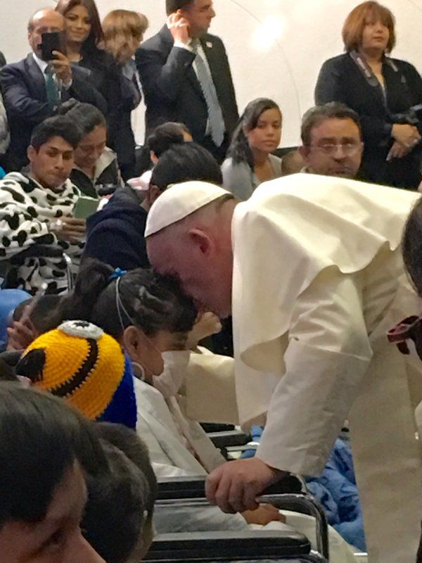 castelnuovo di porto catholic girl personals Pope francis performs the foot-washing ritual at the castelnuovo di porto refugees pope francis washed and kissed allow women and girls to.