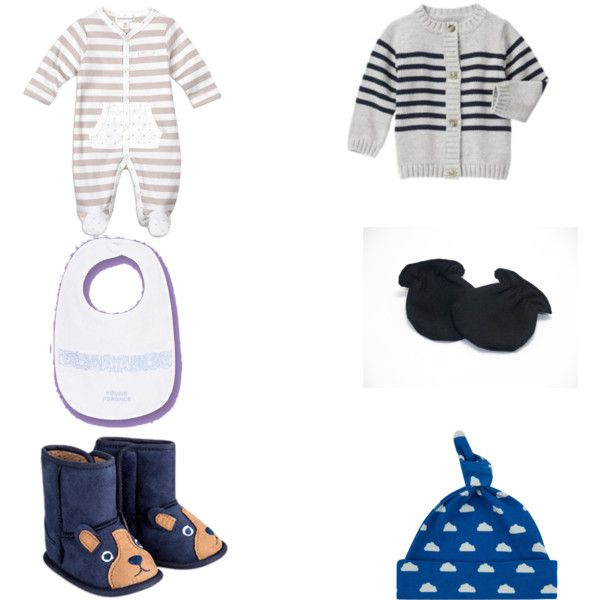 newborn baby boy outfit by nikita-austin on Polyvore featuring polyvore fashion style
