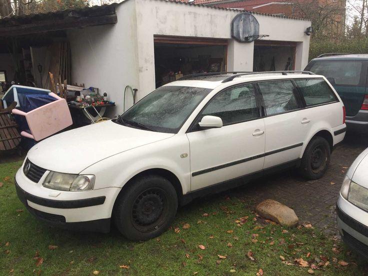 VW Passat 3B 1.6i