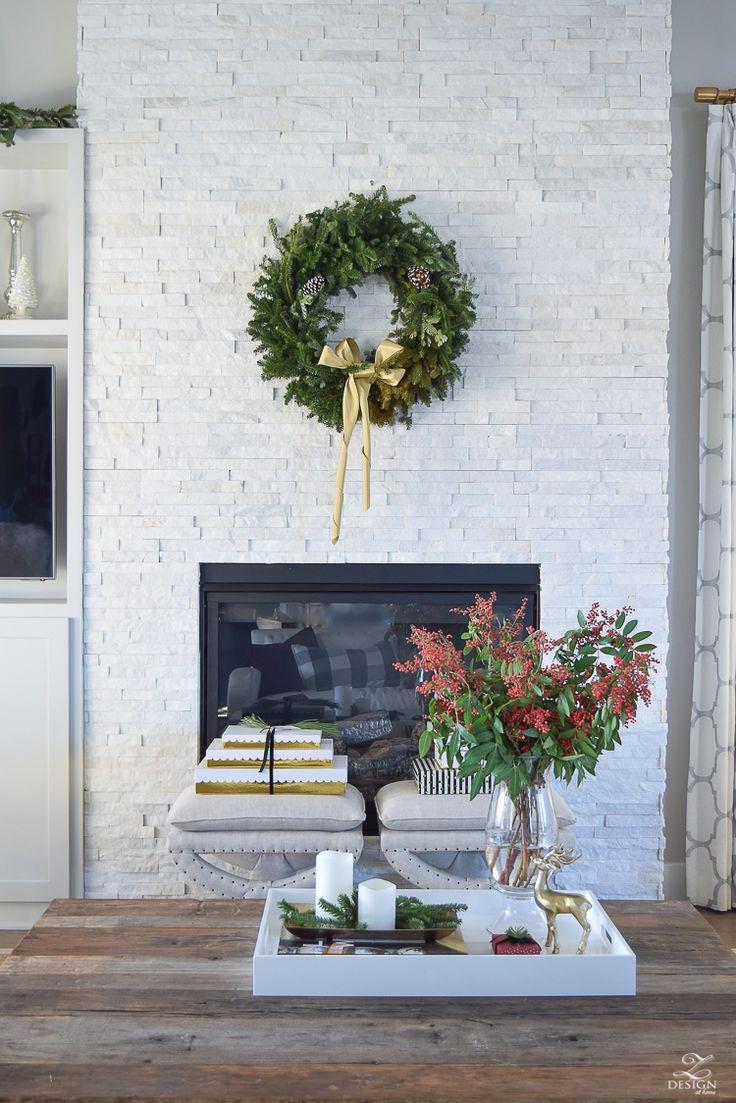 ZDesign At Home: Holiday Home Showcase Christmas Tour