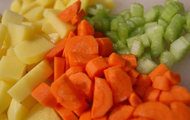 Daniel Fast - Potato Soup