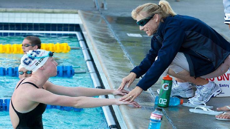 Cosa rappresenta un Allenatore di nuoto per un atleta?