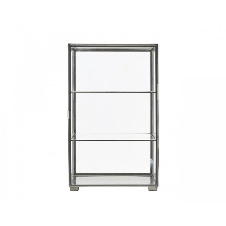 Üvegajtós szekrény - cink