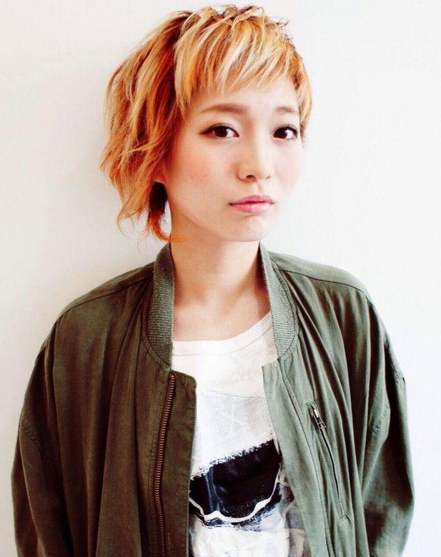 レイヤー使いが上級者!ハイセンスなボーイッシュヘアスタイル☆参考にしたいカット・髪型・アレンジ☆