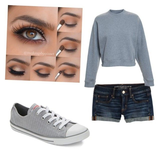 """""""Casual"""" by fallingangelk on Polyvore"""