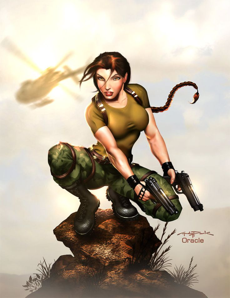 Andy Park wizard 101 Tomb Raider by ~Mystic-Oracle on